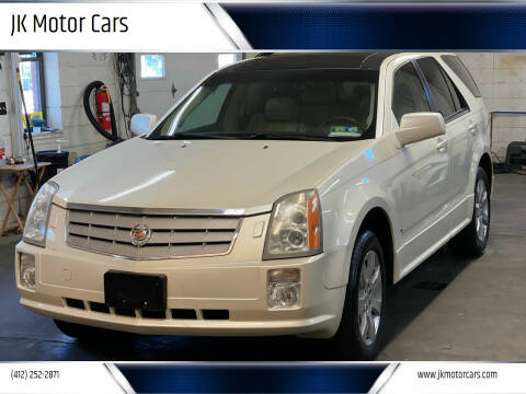 2008 Cadillac SRX for sale at JK Motor Cars in Pittsburgh PA