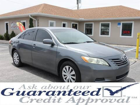 2009 Toyota Camry for sale at Universal Auto Sales in Plant City FL