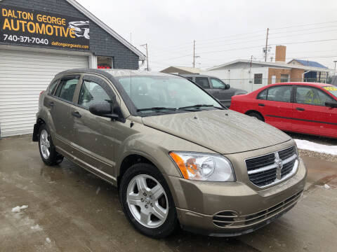 2008 Dodge Caliber for sale at Dalton George Automotive in Marietta OH