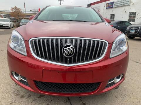 2016 Buick Verano for sale at Minuteman Auto Sales in Saint Paul MN