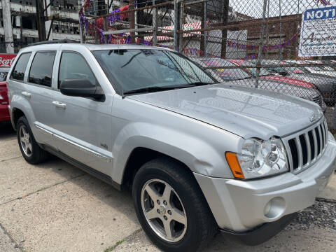 2006 Jeep Grand Cherokee for sale at AUTO DEALS UNLIMITED in Philadelphia PA