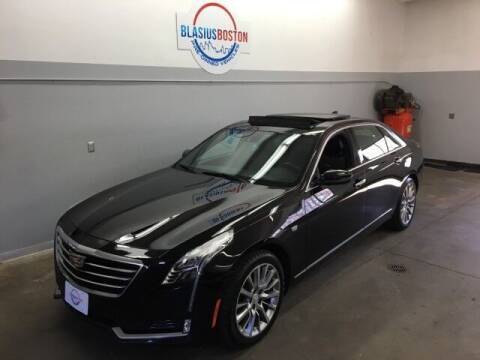 2017 Cadillac CT6 for sale at WCG Enterprises in Holliston MA