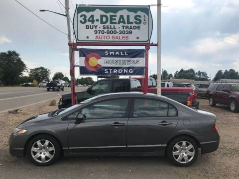 2011 Honda Civic for sale at 34 Deals LLC in Loveland CO
