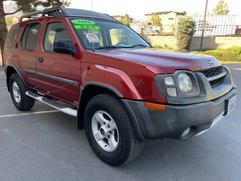 2004 Nissan Xterra for sale at Select Auto Wholesales in Glendora CA