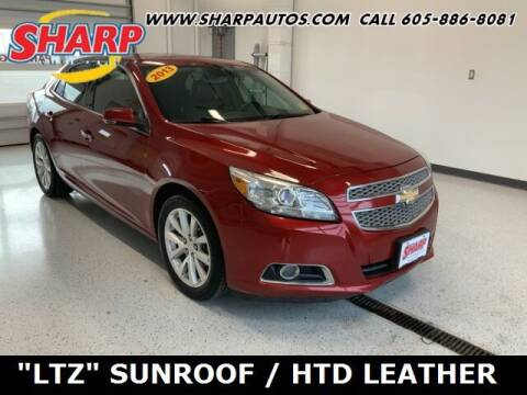 2013 Chevrolet Malibu for sale at Sharp Automotive in Watertown SD