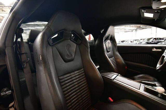 2012 Ford Shelby GT500 2dr Coupe - Bensenville IL