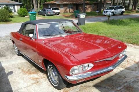 1965 Chevrolet Corvair for sale at Haggle Me Classics in Hobart IN