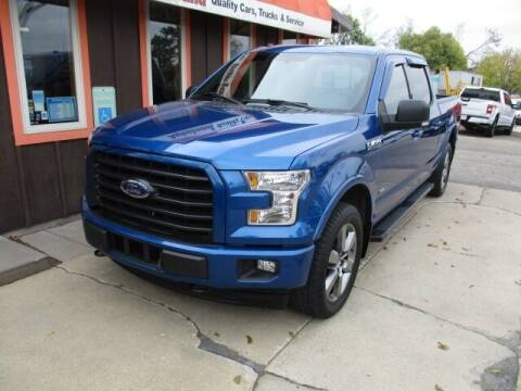 2017 Ford F-150 for sale at Autoland in Cedar Rapids IA
