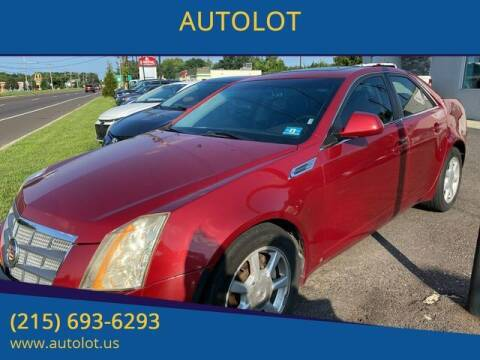 2009 Cadillac CTS for sale at AUTOLOT in Bristol PA
