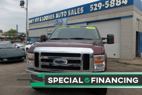 2008 Ford F-350 Super Duty for sale at Highway 100 & Loomis Road Sales in Franklin WI