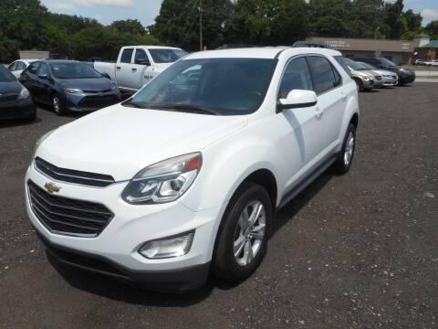 2016 Chevrolet Equinox for sale at Auto Center Elite Vehicles LLC in Spartanburg SC