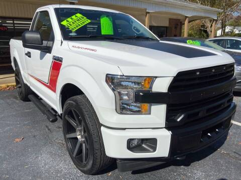 2017 Ford F-150 for sale at Scotty's Auto Sales, Inc. in Elkin NC