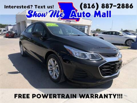 2019 Chevrolet Cruze for sale at Show Me Auto Mall in Harrisonville MO