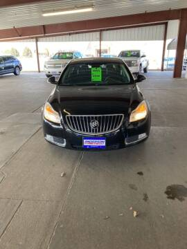 2013 Buick Regal for sale at Anderson Motors in Scottsbluff NE