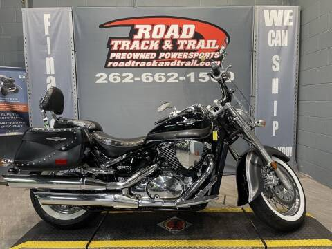 2009 Suzuki Boulevard  for sale at Road Track and Trail in Big Bend WI