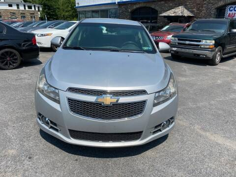 2012 Chevrolet Cruze for sale at 390 Auto Group in Cresco PA