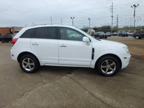 2012 Chevrolet Captiva Sport for sale at BLACKWELL MOTORS INC in Farmington MO
