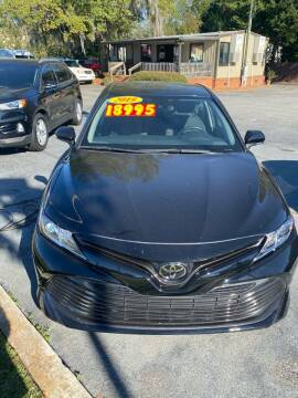 2019 Toyota Camry for sale at D & D Auto Sales in Valdosta GA