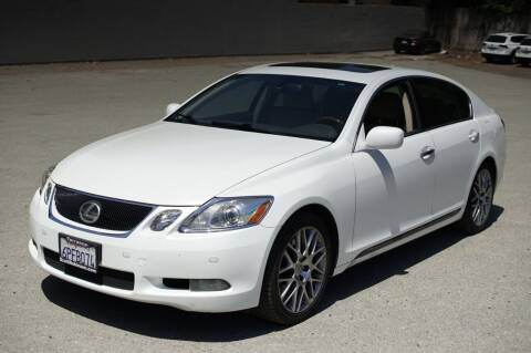 2007 Lexus GS 450h for sale at Sports Plus Motor Group LLC in Sunnyvale CA