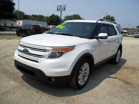 2011 Ford Explorer for sale at Northeast Iowa Auto Sales in Hazleton IA