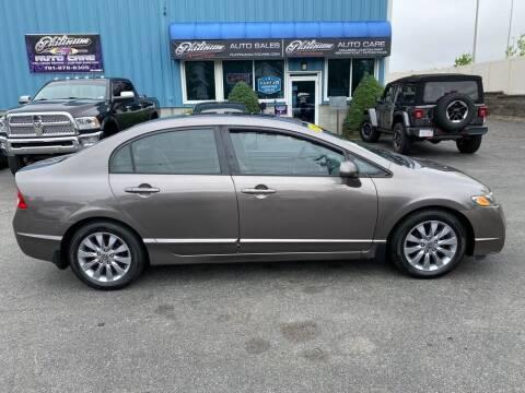 2009 Honda Civic for sale at Platinum Auto in Abington MA