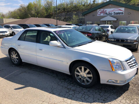 2007 Cadillac DTS for sale at Gilly's Auto Sales in Rochester MN