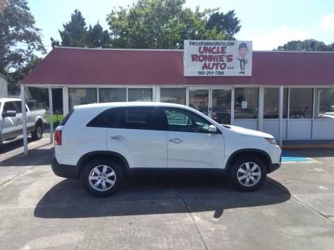 2013 Kia Sorento for sale at Uncle Ronnie's Auto LLC in Houma LA