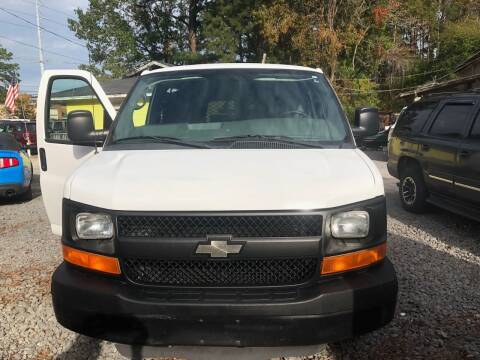 2010 Chevrolet Express Cargo for sale at Windsor Auto Sales in Charleston SC