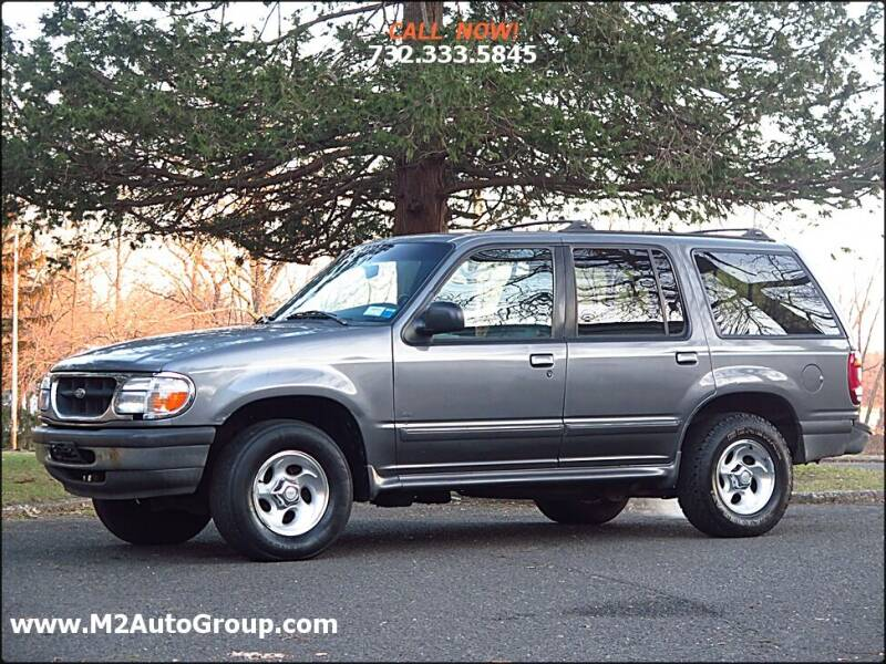 1998 Ford Explorer for sale at M2 Auto Group Llc. EAST BRUNSWICK in East Brunswick NJ