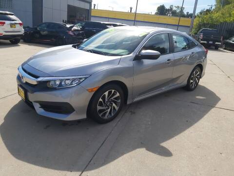 2017 Honda Civic for sale at GS AUTO SALES INC in Milwaukee WI