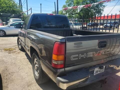 2000 Chevrolet Silverado 1500 for sale at C.J. AUTO SALES llc. in San Antonio TX