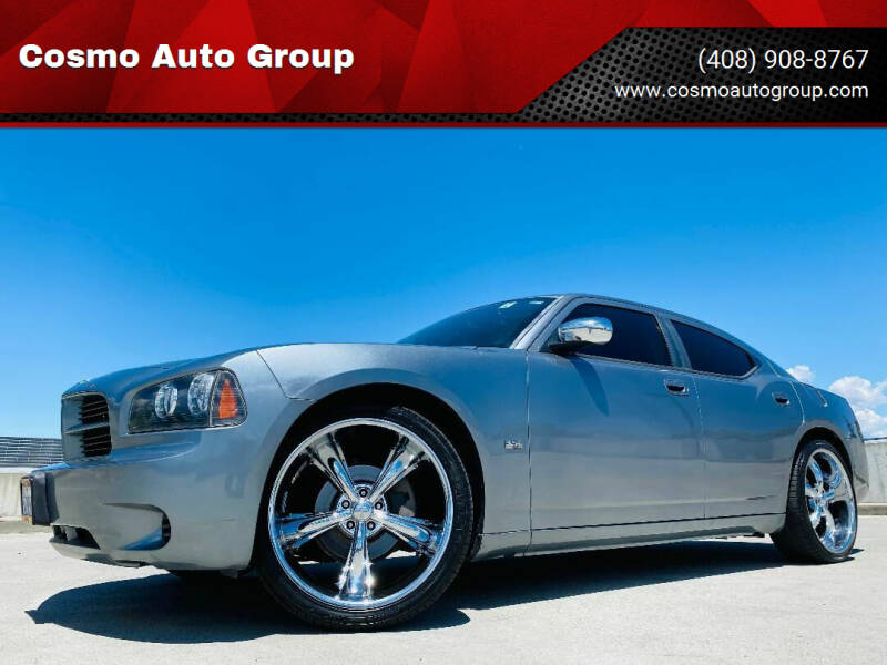 2007 Dodge Charger for sale at Cosmo Auto Group in San Jose CA