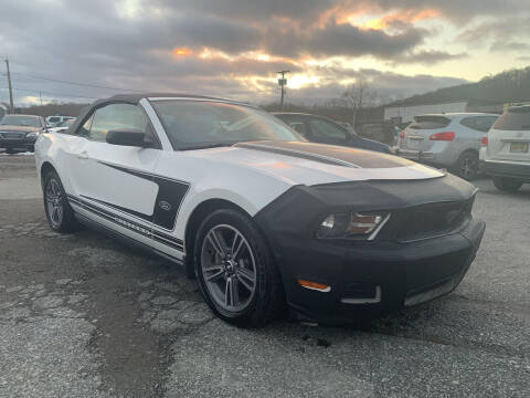 2010 Ford Mustang for sale at Ron Motor Inc. in Wantage NJ