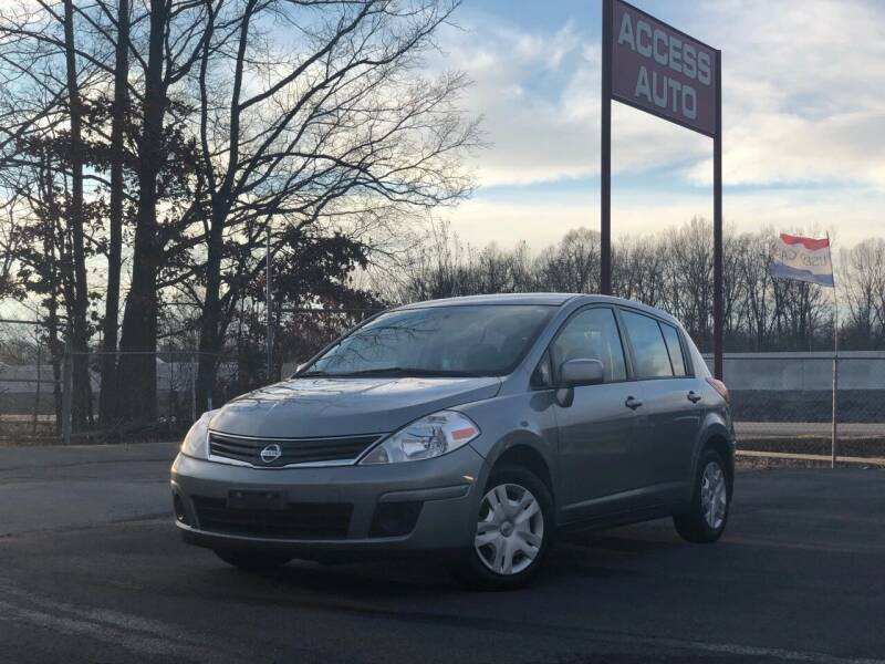 2011 Nissan Versa for sale at Access Auto in Cabot AR