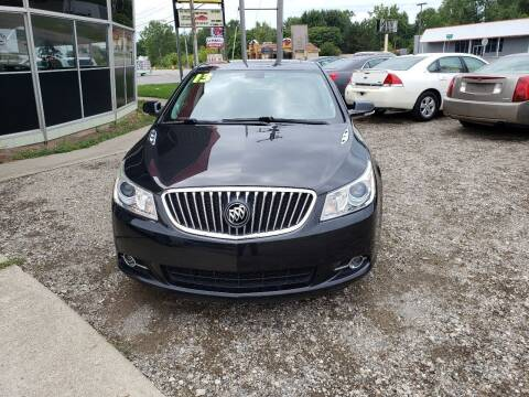 2013 Buick LaCrosse for sale at Fansy Cars in Mount Morris MI