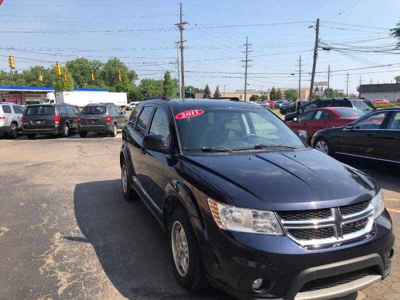 2011 Dodge Journey for sale in Warren, MI