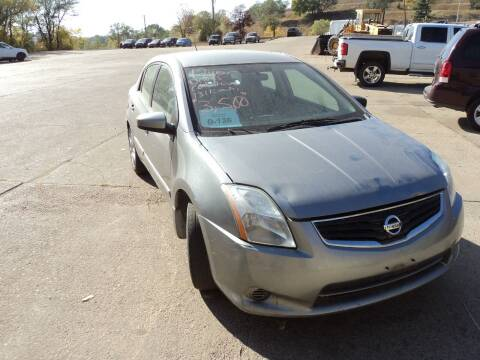 2012 Nissan Sentra for sale at Barney's Used Cars in Sioux Falls SD