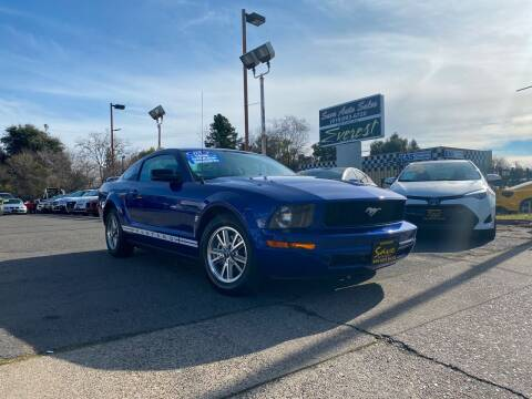 2005 Ford Mustang for sale at Save Auto Sales in Sacramento CA