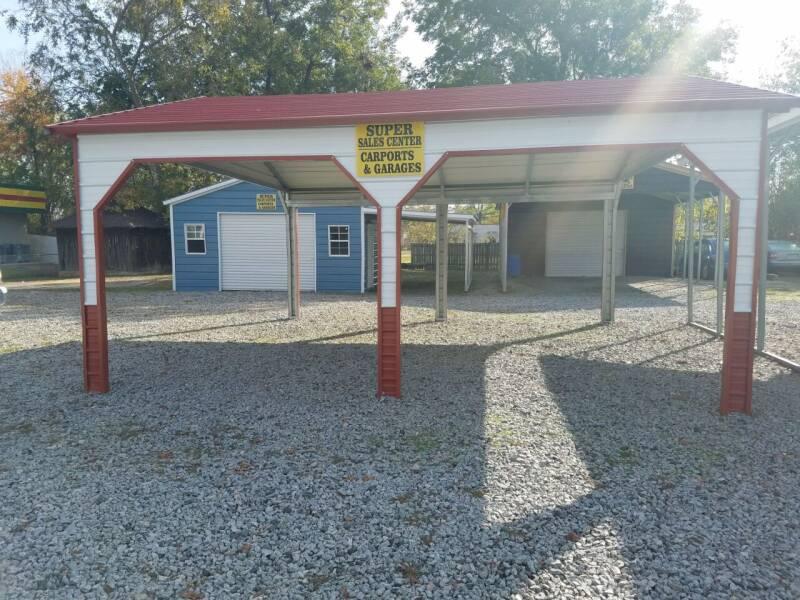 Z---- 2 CAR CARPORT 2 Car Carport for sale at Rocky Mount Motors in Battleboro NC