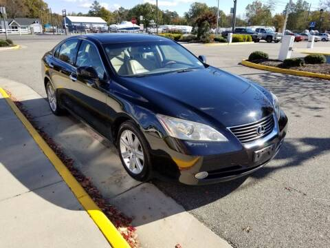 2007 Lexus ES 350 for sale at RVA Automotive Group in North Chesterfield VA