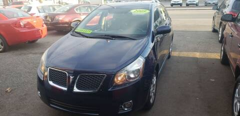 2009 Pontiac Vibe for sale at TC Auto Repair and Sales Inc in Abington MA