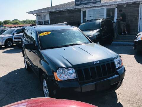 2008 Jeep Grand Cherokee for sale at I57 Group Auto Sales in Country Club Hills IL