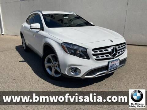 2019 Mercedes-Benz GLA for sale at BMW OF VISALIA in Visalia CA