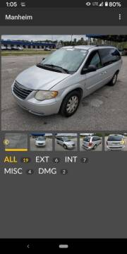 2007 Chrysler Town and Country for sale at Kidron Kars INC in Orrville OH