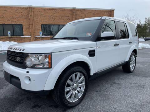 2013 Land Rover LR4 for sale at Vantage Auto Wholesale in Lodi NJ