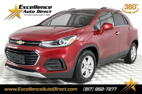 2019 Chevrolet Trax for sale at Excellence Auto Direct in Euless TX