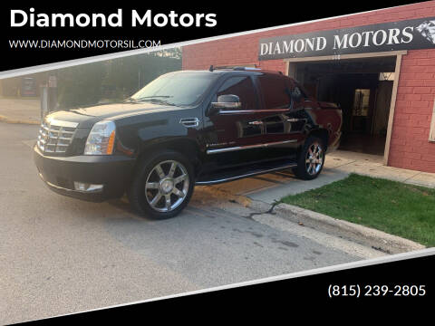 2008 Cadillac Escalade EXT for sale at Diamond Motors in Pecatonica IL