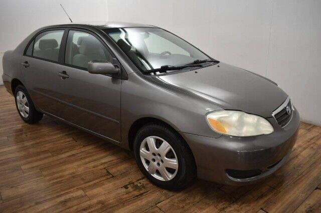2007 Toyota Corolla for sale at Paris Motors Inc in Grand Rapids MI