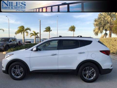 2018 Hyundai Santa Fe Sport for sale at Niles Sales and Service in Key West FL