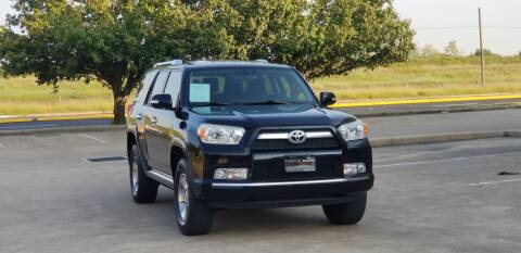 2010 Toyota 4Runner for sale at America's Auto Financial in Houston TX